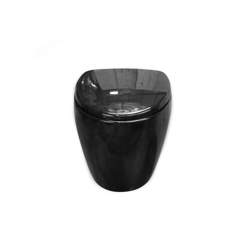 Wc suspendu noir - Toilette suspendu noir ...