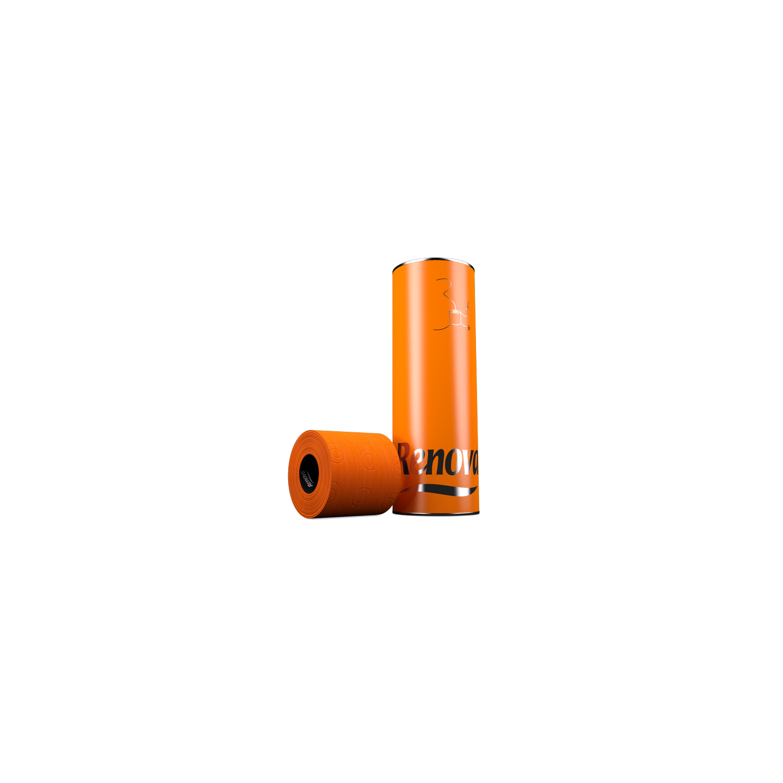 Papier wc orange 3 rouleaux premium - Wc oranje ...