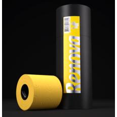 Papier WC jaune premium (3 rouleaux)
