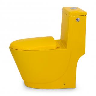 Yellow Cab Monobloc