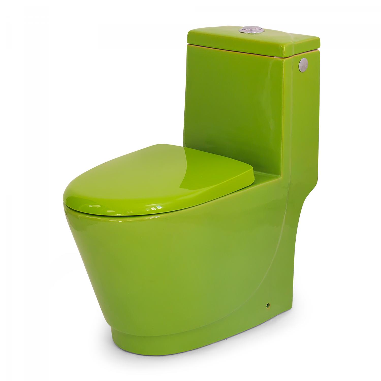 WC Monobloc Vert