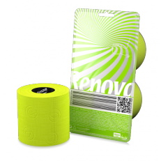Papier WC vert (2 rouleaux)