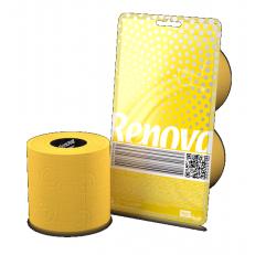 Papier WC jaune (2 rouleaux)
