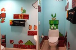 WC de couleur loobow