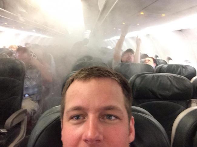 WC dans les avions cabine