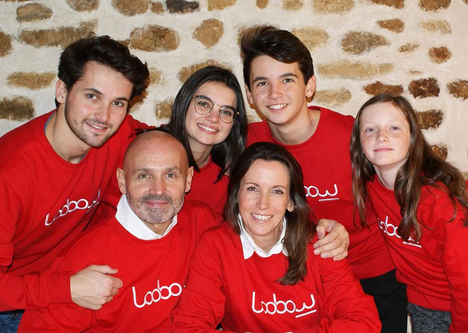 L'équipe Loobow